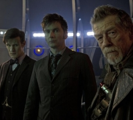 Doctor Who's 50th anniversay special was a reboot, a retcon, and an amazing piece of writing