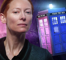 The time-traveling alien who must be a white, British male: the power of a female star in Doctor Who