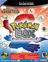 Pokemon Box: Ruby and Sapphire Boxart