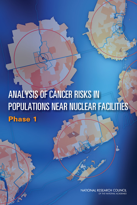 Analysis of Cancer Risks in Populations Near Nuclear Facilities:  Phase I