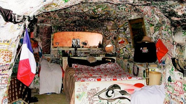 A quirky underground room in Coober Pedy. Picture: Flickr wbayercom