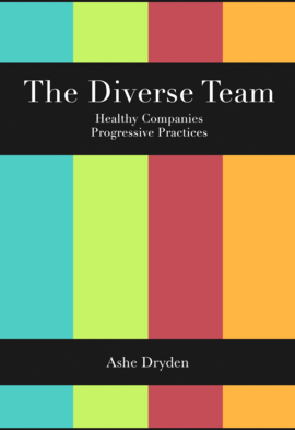 Book Cover: The Diverse Team