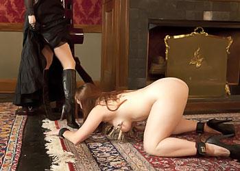 lesbian humiliation