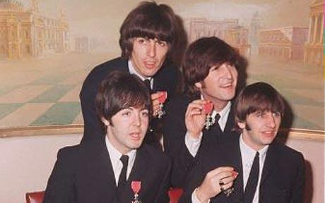 MBE medal that John Lennon rejected unearthed in royal vault