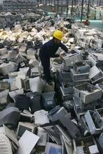 Grim forecast for e-waste as technology trash to top 65m tons by 2017