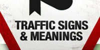 Traffic Signs And Meanings contains over 40 articles written by our experts who continually update and add new content.