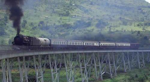 kenya train services