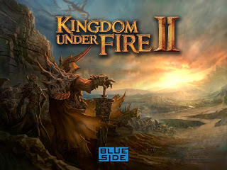 Kingdom Under Fire II (Multi Platform) Artwork & Gameplay Footage