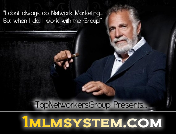 The Most Interesting Networker In The World