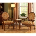 Accent Chair with Table 01
