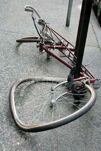 Bike Damage Claims