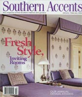 January 2008:  Southern Accents