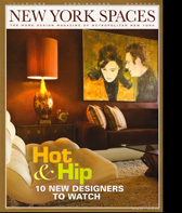 January 2008:  New York Spaces