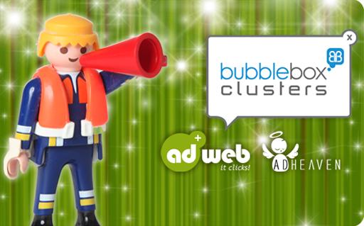 BubbleBox Clusters