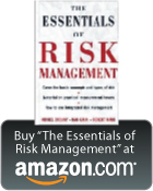 Buy The Essentials of Risk Management