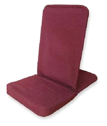 BackJack Floor Chairs - Back Jack Portable Folding Chairs For Comfort & Convenience