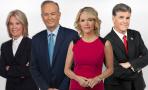 Greta Van Susteren, Bill O'Reilly, Megyn