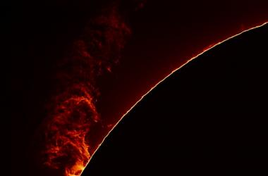 Stunning Solar Flares In Images