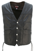 Full Perforated Cruiser Vest