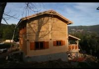 Dom Drewniany styl Nord Alpinus