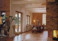 Dom Drewniany styl New Design