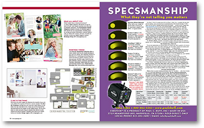 Professional Photographer Magazine June 2013 Robyn Pollman Sales and Marketing