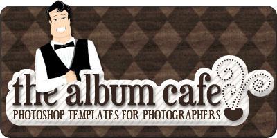the album cafe logo