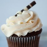 Black & White Cupcake/Delish Bakery(Austin, TX)