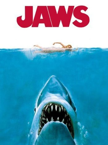 Jaws Movie Poster - P 2013