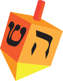 Dreidel cut file