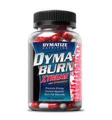 Dyma Burn Ephedrina Bottle