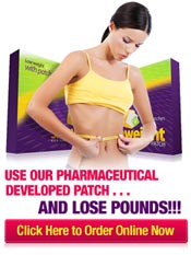 Easy weight loss with Slim Weight Patch