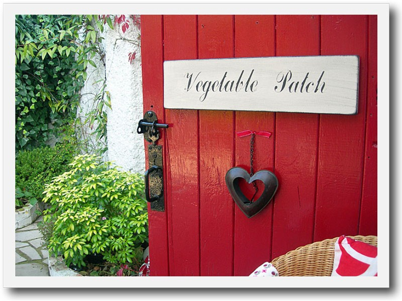 Vintage Signs Add Character to Your Home