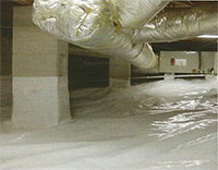 unvented sealed crawlspace