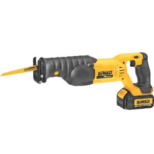 DEWALT DCS380L1 20-Volt MAX Li-Ion 3.0 Ah Reciprocating Saw