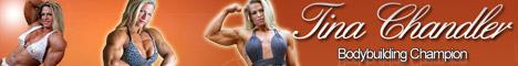 Official Website of IFBB Pro Female Bodybuilder Tina Chandler