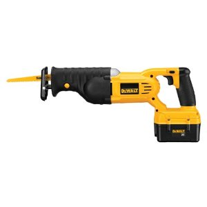 DEWALT DC315K 28-Volt Lithium Ion Cordless Reciprocating Saw