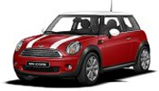 Mini One 1.4 3dr - Inc Air Con 36 Months from ?179.99 on Contract Hire