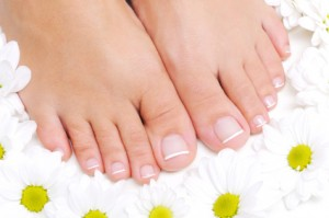 Toe Fungus free toe nails