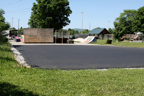 Skatepark Expansion