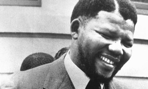 Nelson Mandela 'received weapons training from Mossad agents in 1962'