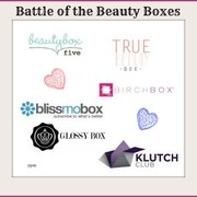 Battle of the beauty boxes: Subscription beauty boxes, who offers what