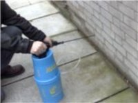 Chemical Damp Proof Course Injection