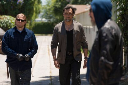 Sons of Anarchy's Charming Schlock