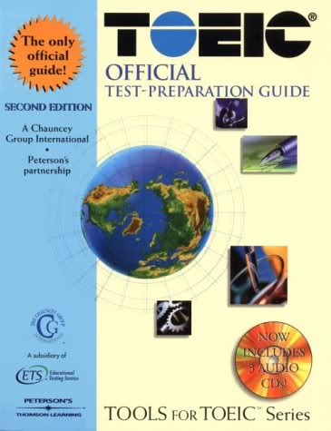 TOEIC Test Official Guide – ETS