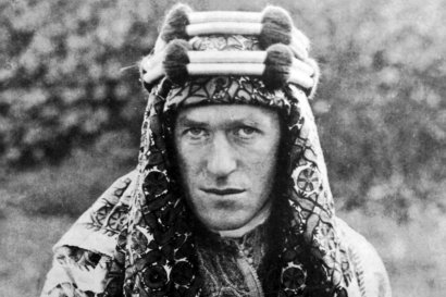 The Eternal Lure of T.E. Lawrence