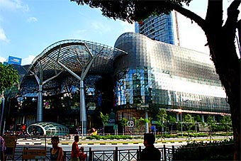 Singapore ION Orchard