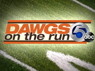 Download app; Watch 'DAWGS on the run'
