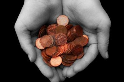 fundraising-with-pennies full