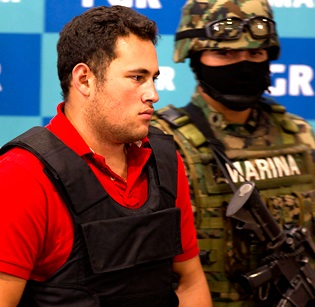 Son of Top Mexican Drug Lord Arrested